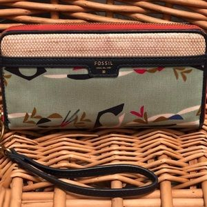 Fossil Wallet- Great Condition
